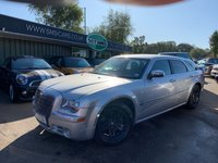 USED 2006 06 CHRYSLER 300C 3.0 CRD 5d AUTO 215 BHP