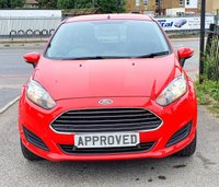 USED 2014 64 FORD FIESTA 1.2 STYLE 5d 59 BHP