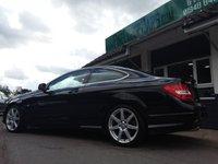 USED 2011 61 MERCEDES-BENZ C CLASS 2.1 C220 CDI BLUEEFFICIENCY AMG SPORT ED125 2d AUTO 170 BHP
