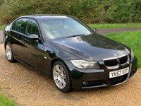 2007 BMW 3 SERIES 2.0 318I M SPORT 4d 128 BHP £3290.00