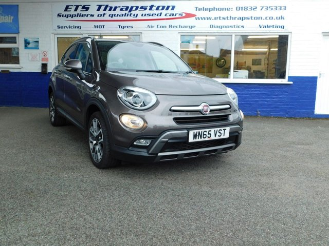 USED 2015 65 FIAT 500X 1.4 MULTIAIR CROSS PLUS 5d 140 BHP
