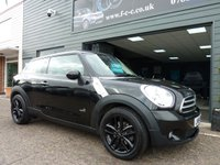 USED 2014 64 MINI COOPER 1.6 COOPER ALL4 3d AUTO 121 BHP