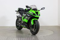 USED 2016 16 KAWASAKI ZX-6R ABS ALL TYPES OF CREDIT ACCEPTED GOOD & BAD CREDIT ACCEPTED, 1000+ BIKES IN STOCK