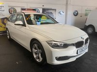 USED 2013 63 BMW 3 SERIES 2.0 320D XDRIVE SE TOURING 5d 181 BHP