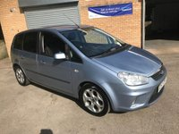 USED 2007 57 FORD C-MAX 1.6 ZETEC 5d 108 BHP SOLD AS SPARES  OR REPAIRS DEALER PX TO CLEAR, READ ADVERT, BARGAIN