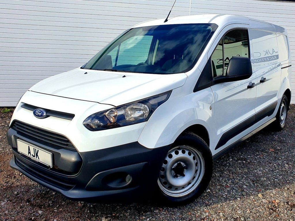 USED 2016 16 FORD TRANSIT CONNECT 1.6 210 P/V 1d 94 BHP