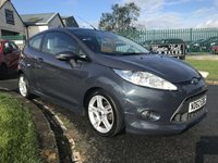 USED 2012 62 FORD FIESTA 1.6 ZETEC S TDCI 2 owners last owner 6 years 76000 miles
