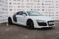 2014 AUDI R8 4.2 V8 QUATTRO 2d 424 BHP £42950.00