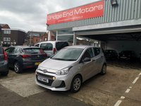 USED 2017 67 HYUNDAI I10 1.0 S 5d 65 BHP ONLY 5729 MILES FROM NEW AND CHEAP TO RUN 1.0! 2 SERVICES AND FACELIFT 2017 MODEL!