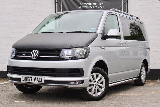 View our VOLKSWAGEN T6 2 BERTH CAMPER VW CAMPERVAN