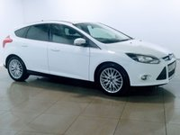 USED 2012 62 FORD FOCUS 1.6 ZETEC TDCI 5d 113 BHP 17