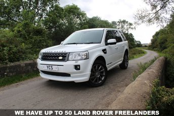 View our LAND ROVER FREELANDER 2