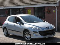 USED 2009 59 PEUGEOT 308 1.6 HDI XLS (BLUETOOTH+£30 TAX) 5dr BLUETOOTH AND ONLY £30 A YEAR ROAD TAX ++ NEW CLUTCH FITTED++
