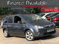 USED 2010 60 FORD C-MAX 1.6 ZETEC 5d 100 BHP +++FULL SERVICE HISTORY+++