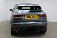 USED 2018 18 JAGUAR E-PACE 2.0 R-DYNAMIC S 5d AUTO 178 BHP 1 OWNER + SAT-NAV + CRUISE CONTROL + LEATHER + HEATED WINDSCREEN + PARKING SENSORS + REAR CAMERA + BLUETOOTH + STOP/START + ELECTRIC MIRRORS + ELECTRIC WINDOWS + DAB-RADIO + LANE ASSIST + PARK ASSIST + ELECTRIC FOLDING MIRRORS + TOUCH SCREEN DISPLAY + DRIVE SELECT MODES + XENON HEADLIGHTS + 18 INCH WHEELS