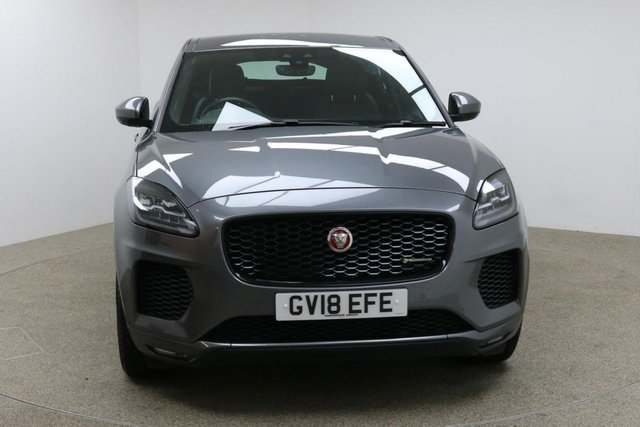 JAGUAR E-PACE at Dace Motor Group