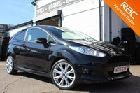 USED 2015 15 FORD FIESTA 1.5 SPORT TDCI 1d 94 BHP VIEW AND RESERVE ONLINE OR CALL 01527-853940 FOR MORE INFO.