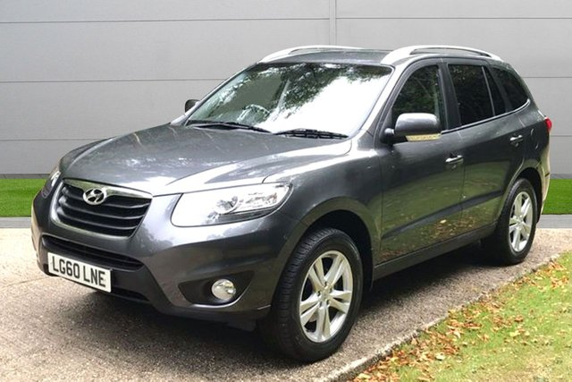 USED 2010 60 HYUNDAI SANTA FE 2.2 PREMIUM CRDI 5d 7 SEATS 7 SEATS, LOW MILES. FINANCE ME TODAY. PX & FREE DELIVERY POSSIBLE