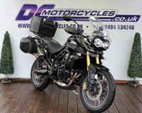 2013 TRIUMPH TIGER 800 ABS  £4995.00