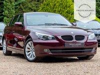 USED 2009 09 BMW 5 SERIES 2.0 520D SE BUSINESS EDITION 4d AUTO 175 BHP