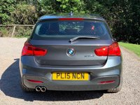 USED 2015 15 BMW 1 SERIES 2.0 120D M SPORT 5d 190 BHP NAVIGATION