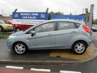 USED 2008 58 FORD FIESTA 1.4 ZETEC 16V 5d 96 BHP 2 Owner Car . 9 Stamps Of Service History. New MOT & Full Service Done on purchase + 2 Years FREE Mot & Service Included After . 3 Months Russell Ham Quality Warranty . All Car's Are HPI Clear . Finance Arranged - Credit Card's Accepted . for more cars www.russellham.co.uk  Spare Key & Owners Book Pack.