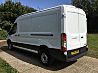 USED 2016 66 FORD TRANSIT 2.2 350 SHR P/V 1d 124 BHP LONG WHEEL BASE  ULEZ COMPLIANT, LONG WHEEL BASE, 125 BHP
