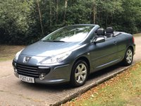 USED 2007 07 PEUGEOT 307 1.6 SPORT 2d 108 BHP FINANCE ME TODAY- FULL DEALER FACILITIES. DELIVERY POSSIBLE
