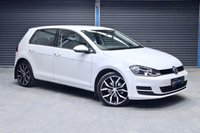 USED 2014 VOLKSWAGEN GOLF 1.6 TDI Bluemotion Tech