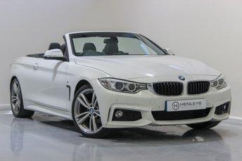 2014 BMW 4 SERIES 2.0 420D M SPORT 2d AUTO 181 BHP £17490.00