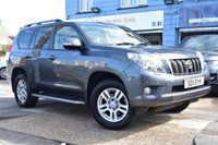 USED 2011 11 TOYOTA LAND CRUISER 3.0 LC4 D-4D 5d AUTO 188 BHP COMES WITH 6 MONTHS WARRANTY