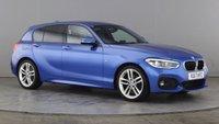 USED 2017 17 BMW 1 SERIES 2.0 118D M SPORT 5d AUTO 147 BHP