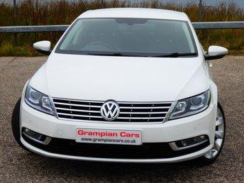 2012 VOLKSWAGEN CC 2.0 GT TDI BLUEMOTION TECHNOLOGY 4d 138 BHP £7995.00