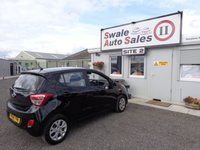 USED 2016 66 HYUNDAI I10 1.0 SE 5d 65 BHP GOOD AND BAD CREDIT SPECIALISTS! APPLY TODAY!