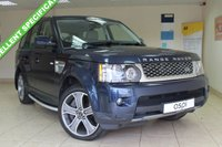 USED 2012 LAND ROVER RANGE ROVER SPORT 5.0 V8 HSE 5d AUTO 510 BHP