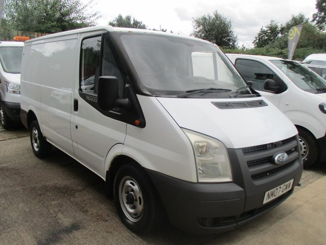 2007 07 FORD TRANSIT 2.2 280 SWB LR 85 BHP Turbo Diesel Panel Van