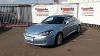 2007 HYUNDAI S-COUPE 2.0 SIII 3dr £3490.00