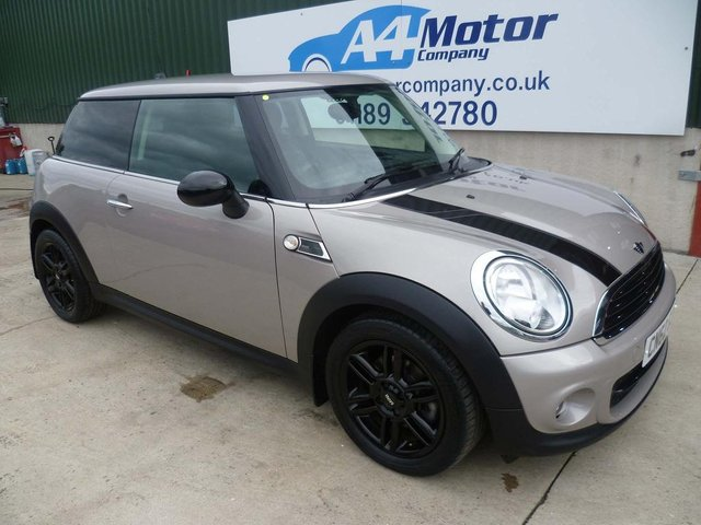 2012 62 MINI HATCH ONE 1.6 One D Baker Street 3dr