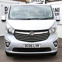 USED 2016 66 VAUXHALL VIVARO 1.6 CDTi BiTurbo Sportive Panel Van (s/s) 5dr 1 OWNER*PARKING AID*BLUETOOTH