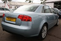 USED 2007 07 AUDI A4 2.0 SE 4dr SERVICE HISTORY+LEATHER+VALUE!