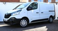 USED 2016 16 RENAULT TRAFIC 1.6 dCi SL27 Business Panel Van 5dr (Ready 4work) 1 OWNER*FULL SERVICE HISTORY*