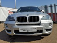 USED 2008 58 BMW X5 3.0 30d M Sport 5dr FULL LEATHER+SAT NAV+7 SEATER