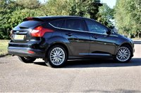 USED 2012 61 FORD FOCUS 1.6 TDCi Zetec 5dr ONLY 50K MILES