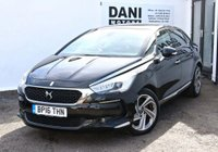 USED 2016 16 DS DS 5 2.0 BlueHDi Prestige EAT6 (s/s) 5dr 1 OWNER*SATNAV*SUN ROOF*
