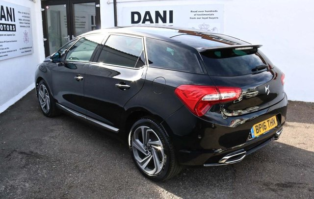 DS DS 5 at Dani Motors