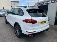 USED 2015 15 PORSCHE CAYENNE 4.2 TD S Tiptronic 4WD (s/s) 5dr EU5 FULL PORSCHE HISTORY