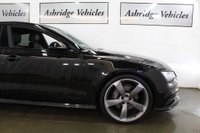 USED 2016 L AUDI A7 3.0 TDI V6 Black Edition Sportback S Tronic quattro (s/s) 5dr TECH PACK! HEADS UP! EURO 6!