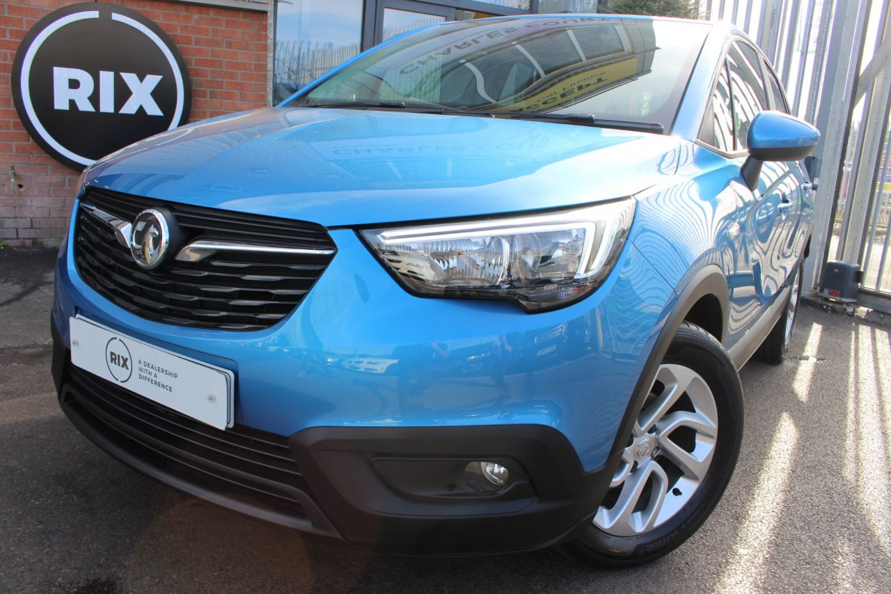Used VAUXHALL CROSSLAND X for sale