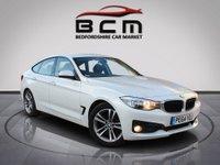 2014 BMW 3 SERIES 2.0 318D SPORT GRAN TURISMO 5d 141 BHP £9485.00