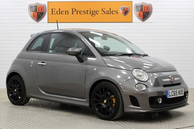 USED 2015 65 ABARTH 595 1.4 T-Jet Yamaha Factory Racing 3dr LTD EDT*COLLECTORS CAR**FFSH**